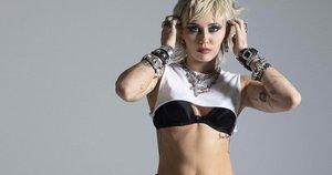 Miley Cyrus (nuotr. Organizatorių)