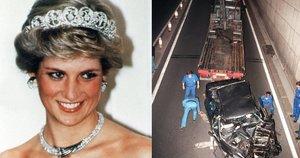 Princesės Dianos žūtis (nuotr. Vida Press)