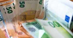 Pinigai (nuotr. Fotodiena/Viltės Domkutės)
