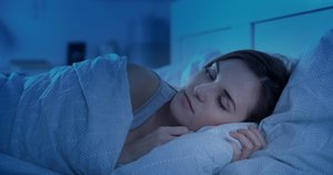 Miegas  (nuotr. shutterstock.com)