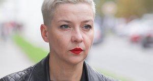 Marya Kalesnikova (nuotr. Scanpix)