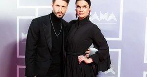 Justinas Jarutis ir jo žmona Justina (Fotobankas)