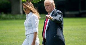 Melania Trump (nuotr. SCANPIX)