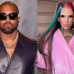 Internautai negali patikėti: Kanye West išdavė Kim su transvestitu?