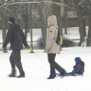 Sinoptikai turi gerų žinių dėl sniego ir prasidėjusios pasiilgtos lietuviškos žiemos