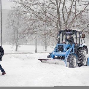 Žiema iš Lietuvos nesitraukia: pokyčių sulauksime antroje savaitės pusėje