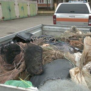 Aplinkosaugininkai parodė šiais metais konfiskuotą įrangą: per karantiną pastebi suaktyvėjimą