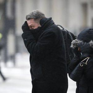 Sinoptikų prognozės: šią savaitę sulauksime stingdančio net 22 laipsnių šalčio