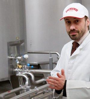 """Dalius Trumpa - """"Rokiškio sūris"""" vadovas Dalius Trumpa (nuotr. Tv3.lt/Ruslano Kondratjevo)"""