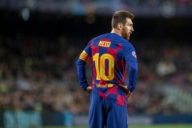 L. Messi pasiruošęs pokyčiams (nuotr. SCANPIX)