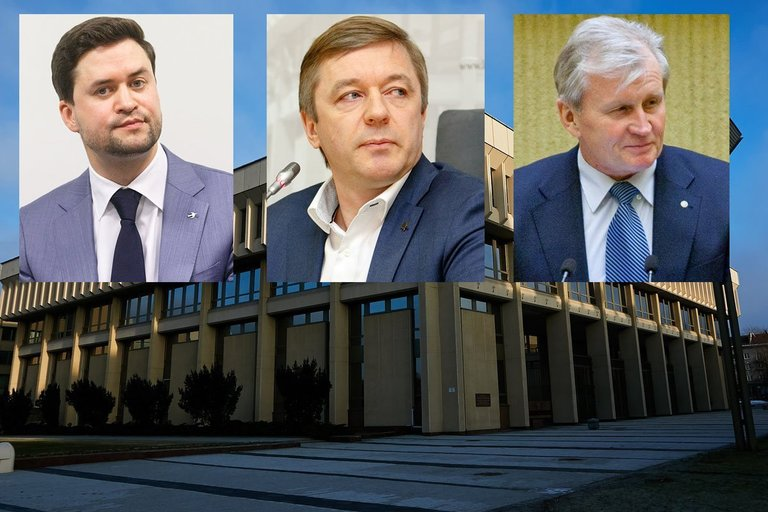 Palygino Seimo narių atlyginimus (TV3 koliažas)