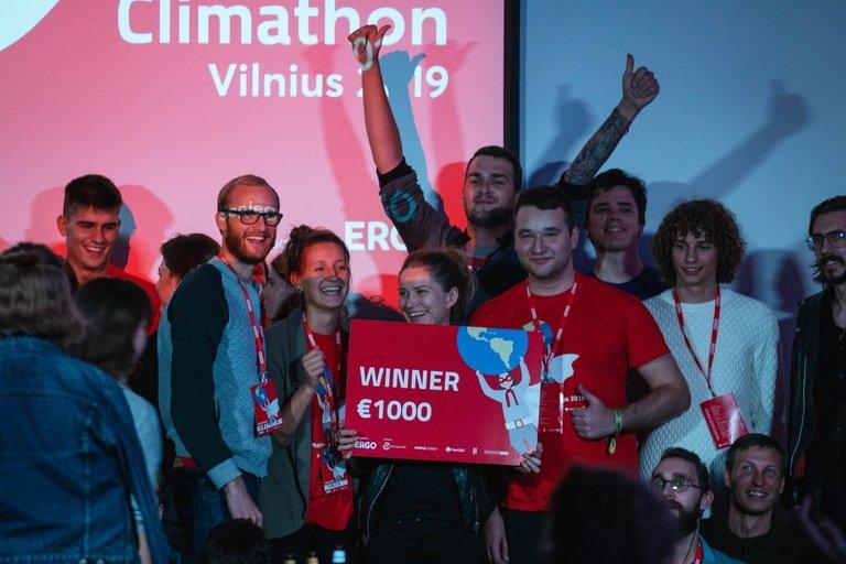 Climathon (Organizatorių nuotr.))