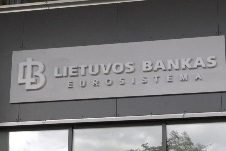 Lietuvos bankas (nuotr. stop kadras)