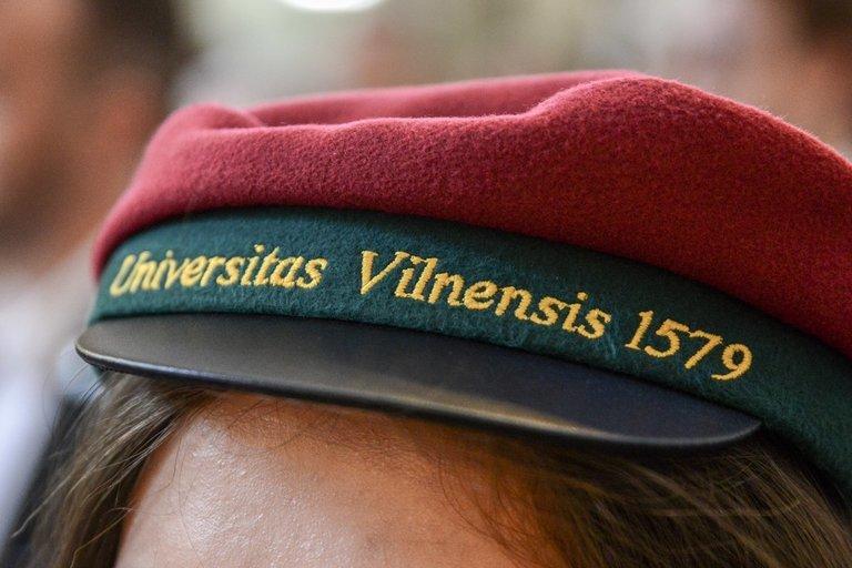 Vilniaus universitetas (nuotr. Fotodiena/Justino Auškelio)