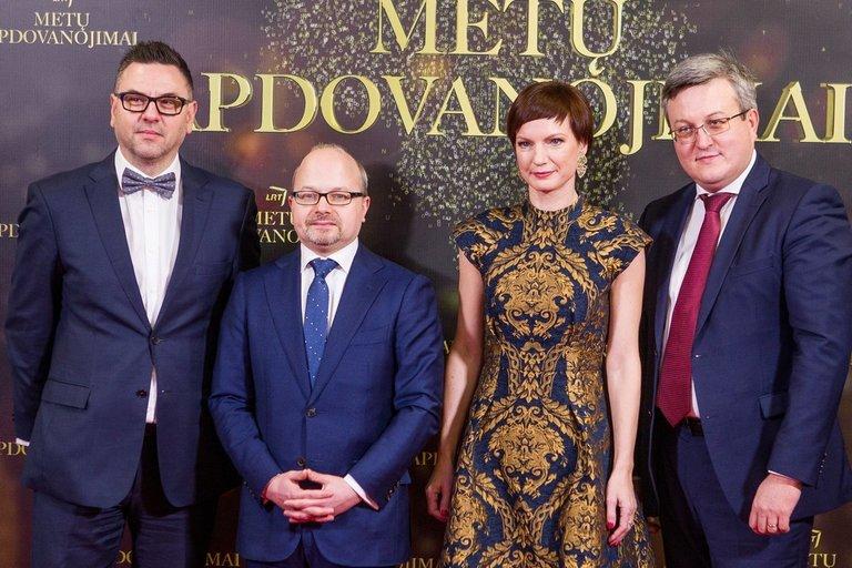 Tomas Rytel, Gytis Oganauskas, Monika Garbačiauskaitė-Budrienė, Ričardas Baltaduonis (Paulius Peleckis/Fotobankas)