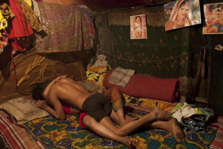 Skurdus viešnamis Bangladeše (nuotr. SCANPIX)