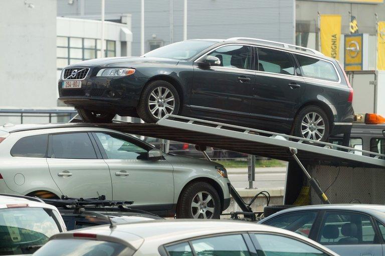 Transportas Vygintas Skaraitis/Fotobankas