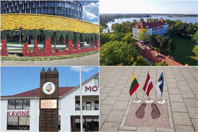 Sudarytas virtualus Baltijos kelio maršrutas