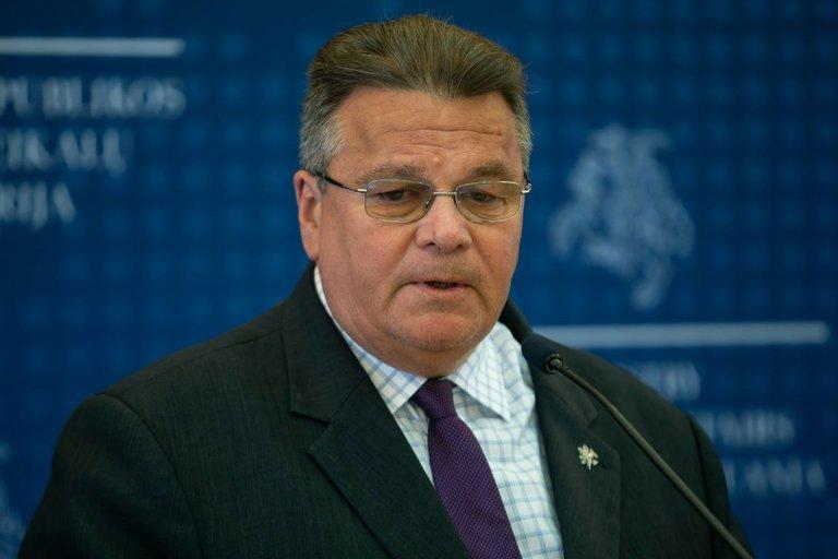 Linas Linkevičius (nuotr. SCANPIX)