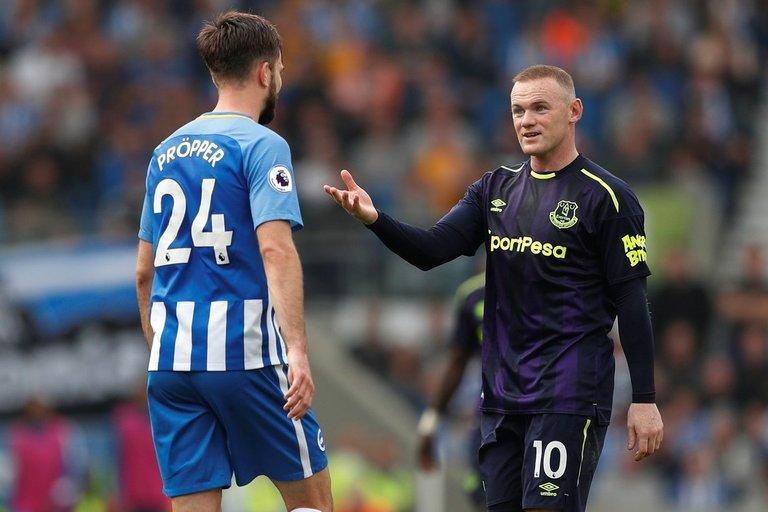 """Brighton & Hove Albion"" – Liverpulio ""Everton"" 1:1 (nuotr. SCANPIX)"