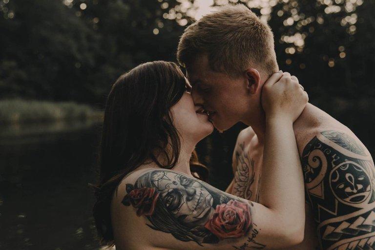 """Stephanie ir Arrynas  (Wolf & Rose Photography) (nuotr. asmeninio albumo (""""Facebook"""")"""