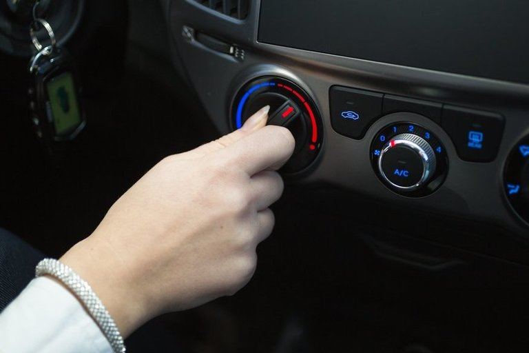 Automobilio šildymas  (nuotr. Shutterstock.com)
