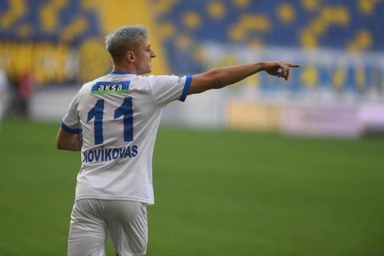 A. Novikovas