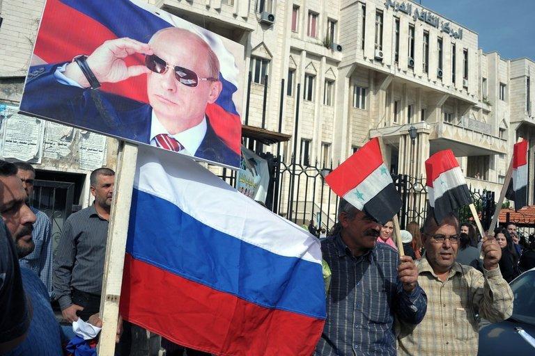 Sirijos prezidentas patikino Putiną esantis pasiruošęs laikytis paliaubų (nuotr. SCANPIX)