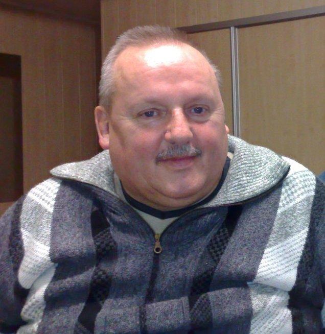 Algirdas Jakulis – žurnalistas, vertėjas. Asmeninio archyvo nuotr.