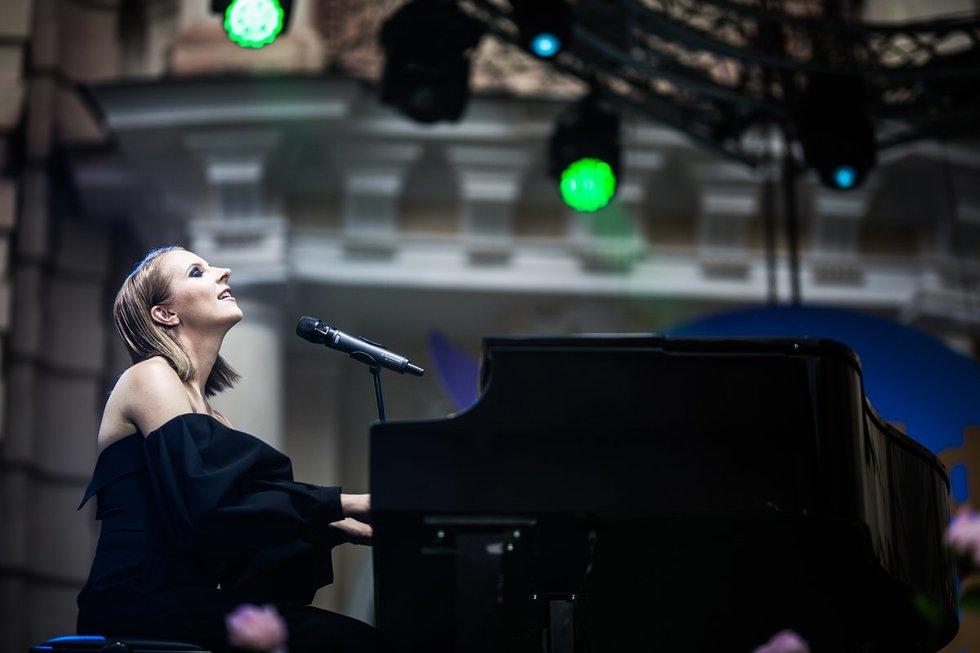 Ieva Narkutė (nuotraukos autorius Martynas Vitėnas)