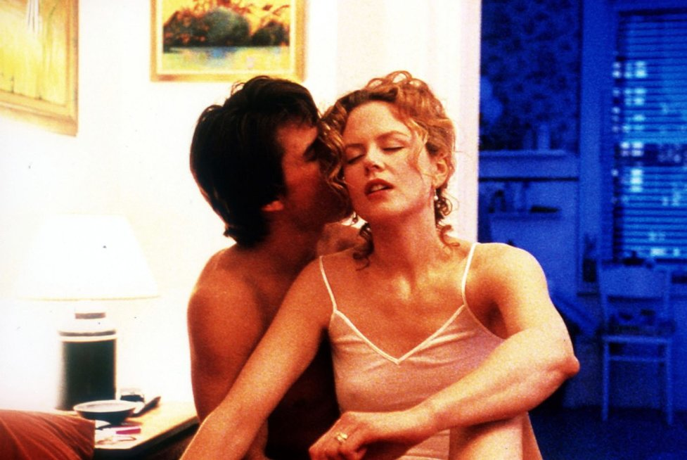 Tom Cruise ir Nicole Kidman