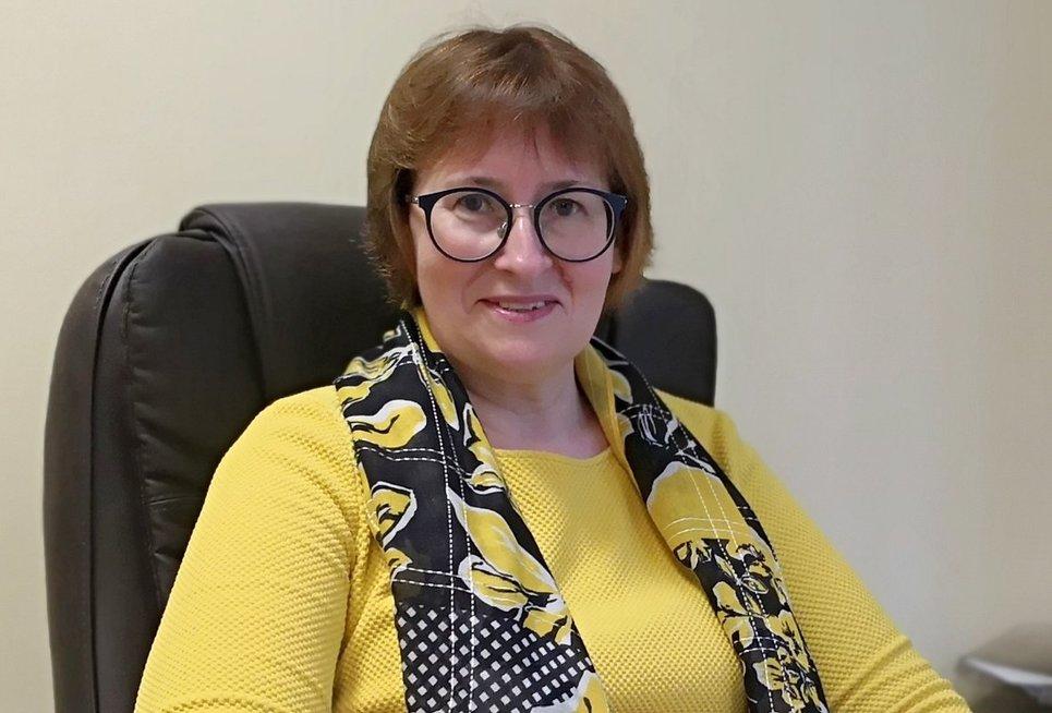 Gydytoja psichiatrė, psichoterapeutė, LSMU Kauno ligoninės Psichiatrijos klinikos vadovė Ramunė Mazaliauskienė. Asmeninio archyvo nuotr.