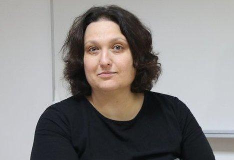 """VšĮ """"Psichikos sveikatos perspektyvos"""" direktorė Karilė Levickaitė. Sigitos Inčiūrienės nuotr."""
