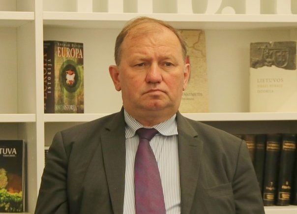 Vilniaus universiteto Medicinos fakulteto Psichiatrijos klinikos profesorius, Vilniaus universitetinės ligoninės gydytojas Dainius Pūras. Sigitos Inčiūrienės nuotr.