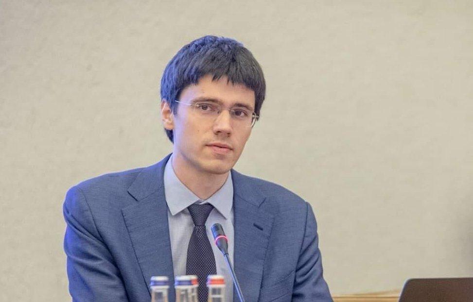 Sveikatos apsaugos ministerijos Psichikos sveikatos skyriaus vedėjas Ignas Rubikas. Asmeninio archyvo nuotr.
