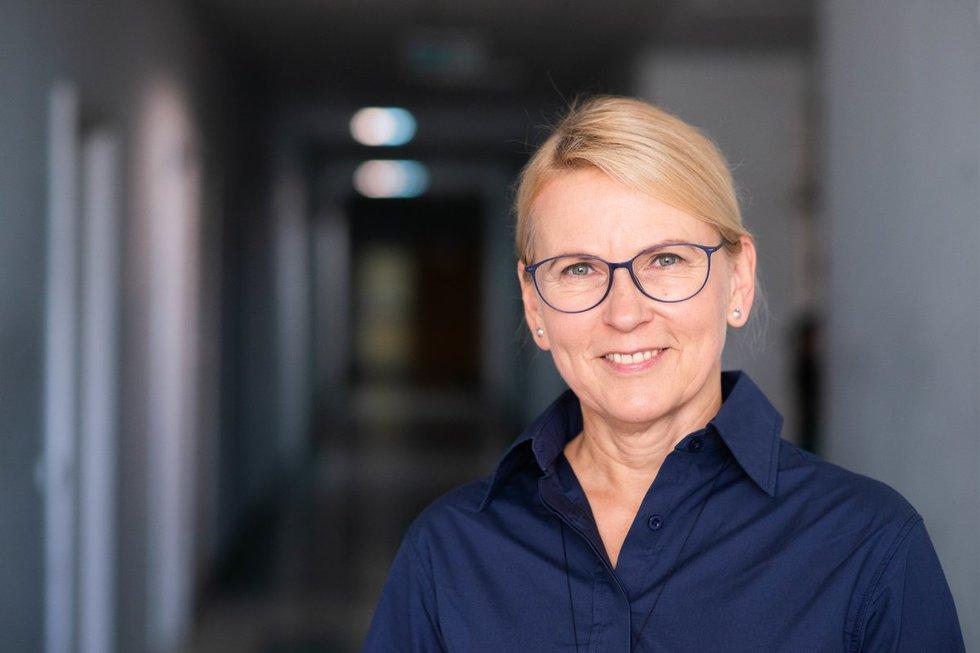 """""""Mamų unijos"""" fondo įkūrėja Eglė Mėlinauskienė"""