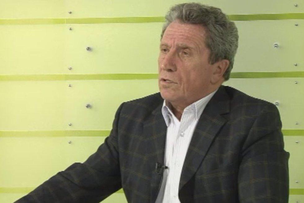 Antanas Valionis (nuotr. stop kadras)