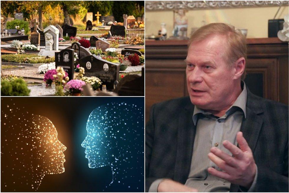 V. Azanovas papasakojo apie pomirtinį gyvenimą (Nuotr. tv3.lt fotomontažas)