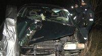 Farai. Pareigūnai narpliojo detektyvą: po avarijos automobilio savininką rado lovoje