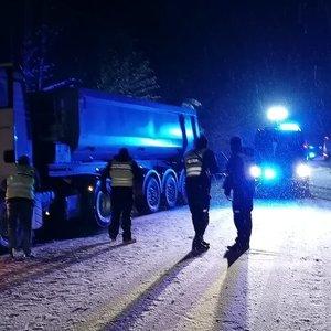 Vaizdai iš tragiškos avarijos vietos, kur žuvo 5 žmonės