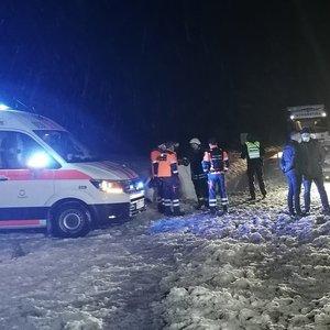 Naujausia žinia: per avariją Trakų rajone žuvo 5 žmonės