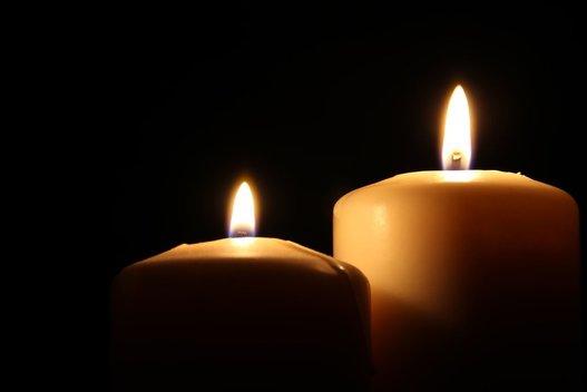 Žvakė (nuotr. 123rf.com)