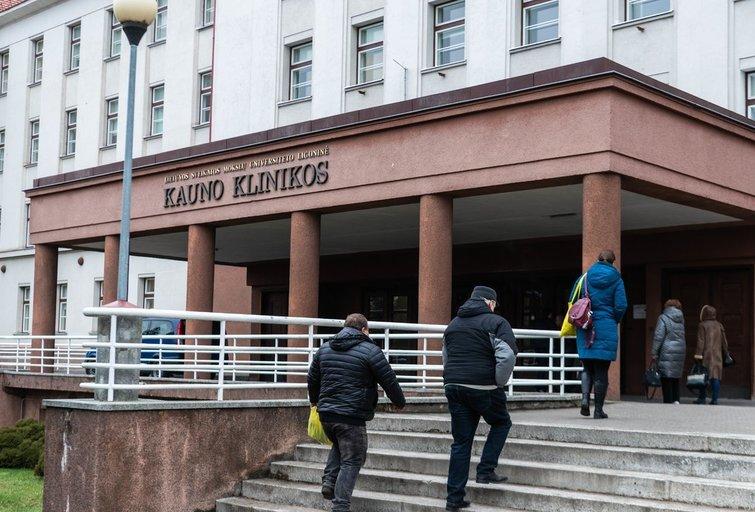 Kauno klinikos (nuotr. Fotodiena.lt)