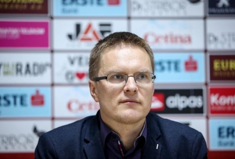 V. Dambrauskas (nuotr. Organizatorių)
