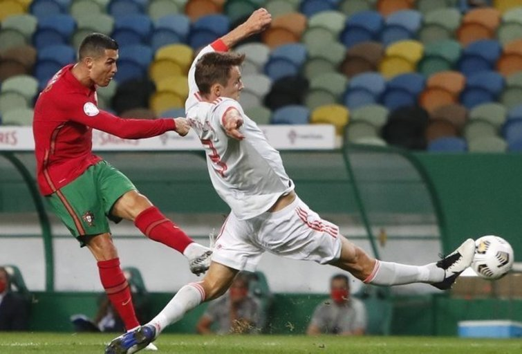 Ronaldo  (nuotr. SCANPIX)