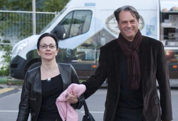 Daiva Lialytė ir Arūnas Pemkus (Fotobankas)