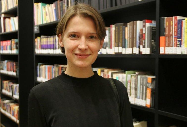 """Karolina Zakarauskaitė, po studijų užsienyje grįžusi į Lietuvą, prisijungė prie programos """"Kurk Lietuvai"""". Sigitos Inčiūrienės nuotr."""