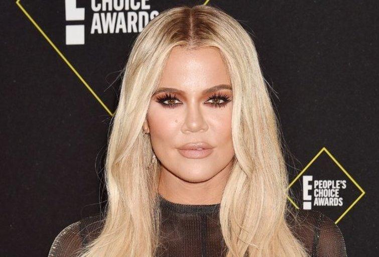 Khloe Kardashian  (nuotr. SCANPIX)