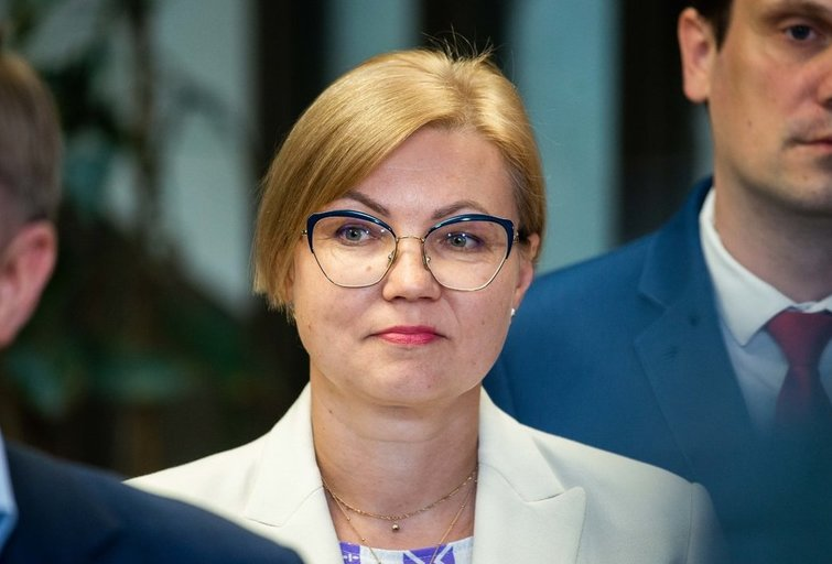A. Norkienė (nuotr. Justinas Auškelis/Fotodiena)