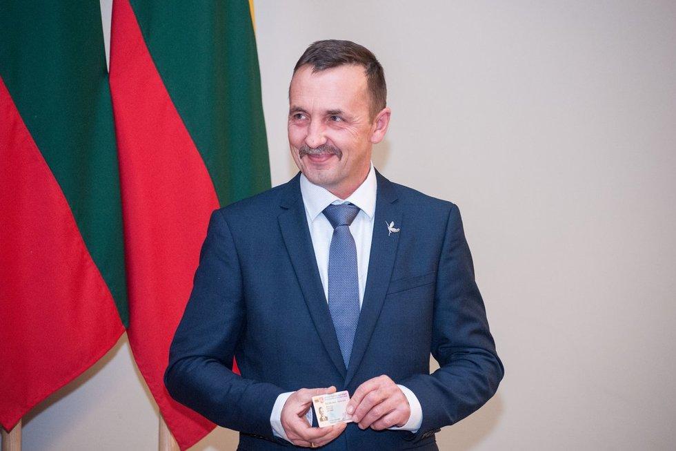 Kęstutis Bacvinka (Fotodiena nuotr.)
